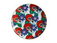 Maxwell & Williams: Teas & C's Glastonbury Plate - Passion Vine White (20cm)