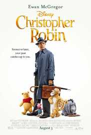 Christopher Robin on DVD