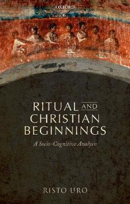 Ritual and Christian Beginnings by Risto Uro image