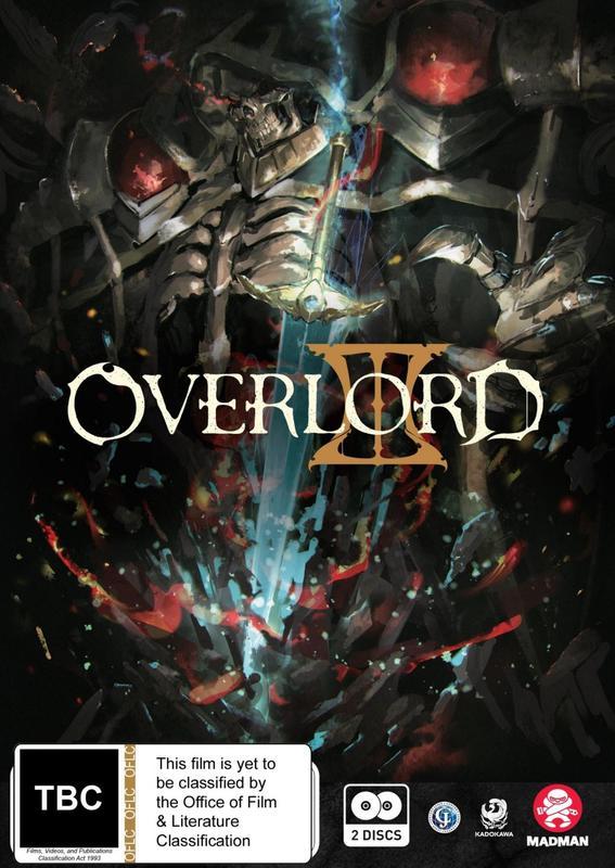 Overlord - Complete Season 3 on DVD