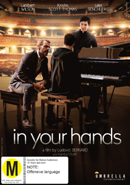 In Your Hands on DVD image