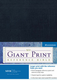 NIV Holy Bible Reference image
