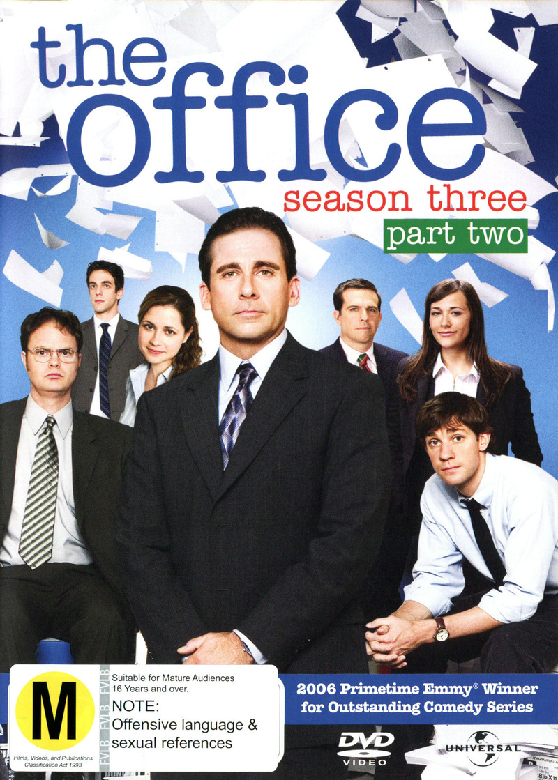 The Office (US) Season 3 Part 2 on DVD image