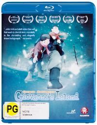 Giovanni's Island BluRay on Blu-ray