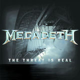 "The Threat Is Real (12"" Single) by Megadeth"