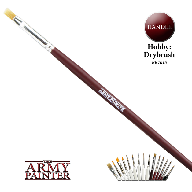 Army Painter: Hobby Brush - Drybrush