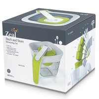 Zeal: Stack n Store Measuring Set - Green