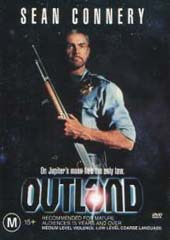 Outland on DVD