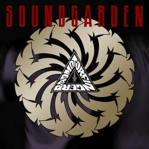 Badmotorfinger by Soundgarden image