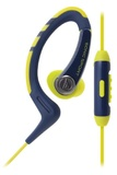 Audio-Technica: ATH-SPORT1iS - Washable In-Ear Sport Headphones