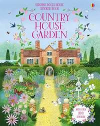 Doll's House Country House Gardens Sticker Book by Struan Reid