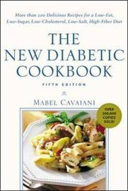The New Diabetic Cookbook by Mabel Cavaiani