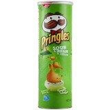 Pringles Sour Cream & Onion 165g
