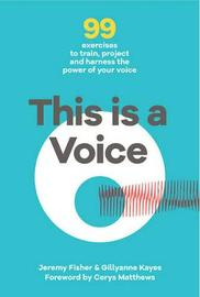 This is a Voice by Jeremy Fisher