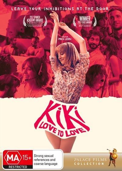 Kiki, Love To Love on DVD image
