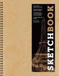 Sketchbook (Basic Large Spiral Kraft) by Inc Sterling Publishing Co