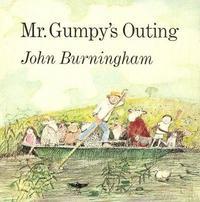 Mr Gumpys Outing by John Burningham