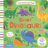 Giant Dinosaurs by Campbell Books