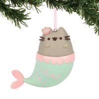 Pvc Hanging Ornament Pusheen Mermaid