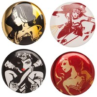 DC Comics: Wonder Woman - Button Set