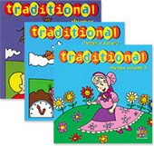 Traditional Nursery Rhymes: Volume 1, 2 and 3 by Various