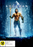 Aquaman on DVD