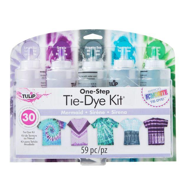 Tulip: Mermaid - One Step Tie-Dye Kit (5 Colours)