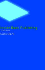 Inside Book Publishing by Giles Clark image
