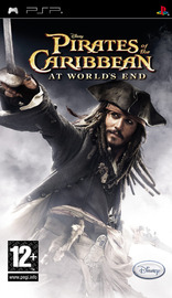 Pirates of the Caribbean: At Worlds End for PSP image