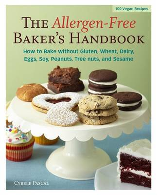 Allergen Free Bakers Handbook by Cybele Pascal image