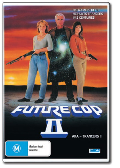Future Cop 2 on DVD
