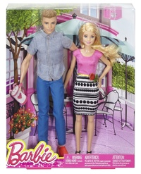 Barbie: Barbie & Ken Doll Giftset