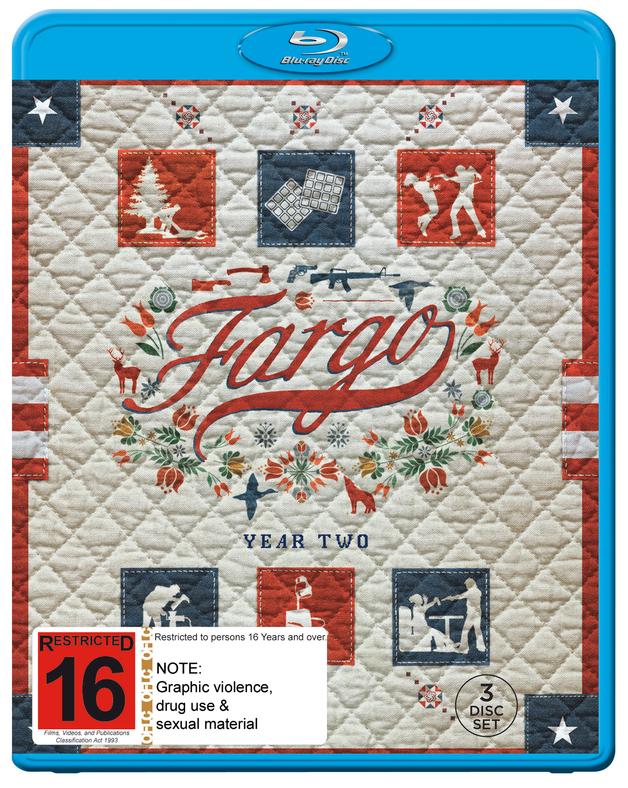 Fargo: The Complete Second Season on Blu-ray
