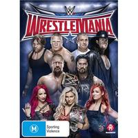 WWE: Wrestlemania 32 on DVD