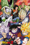 Dragon Ball Z: Maxi Poster - Cell Saga (455)