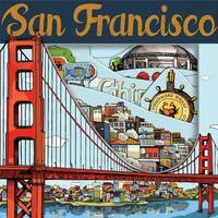 San Francisco by Andrews McMeel Publishing