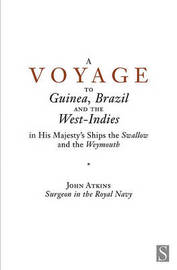 A Voyage to Guinea, Brazil and the West Indies by John Atkins image