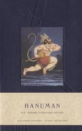 Hanuman Journal (Large, Ruled)