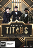 American Titans on DVD