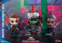 Thor 3: Ragnarok - Cosbaby Set #2