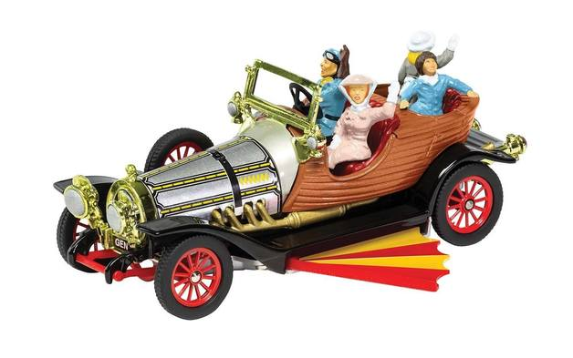 Corgi: 1/45 Chitty Chitty Bang Bang - Diecast Model | at