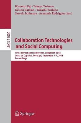 Collaboration Technologies and Social Computing image
