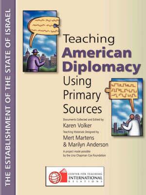 Teaching American Diplomacy by Marilyn Anderson image
