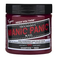 Manic Panic Semi-Permanent Hair Colour Cream - Vampire Red