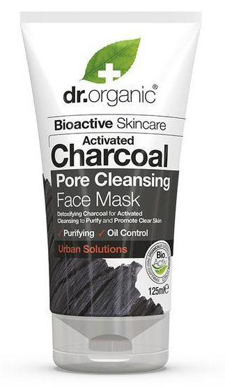 Dr. Organic - Charcoal Face Mask (125ml)