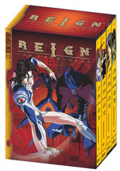 Reign - The Conqueror: Collection (4 Disc Box Set) on DVD