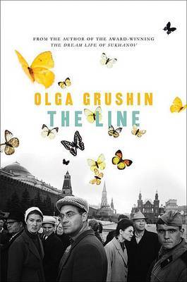 The Line by Olga Grushin image
