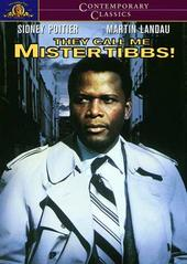 They Call Me Mister Tibbs! on DVD