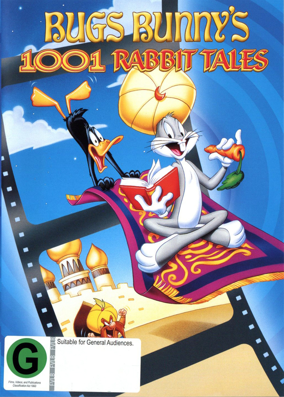 Looney Tunes Collection - Bugs Bunny's 3rd Movie: 1001 Rabbit Tales on DVD