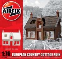 Airfix European Country Cottage Ruin